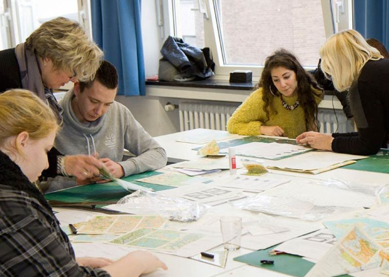 Workshop am Aktionstag DEUTSCHLANDBILDER