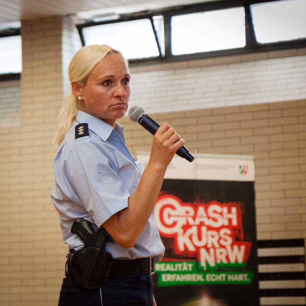 CRASH KURS NRW - Realität erFAHREN