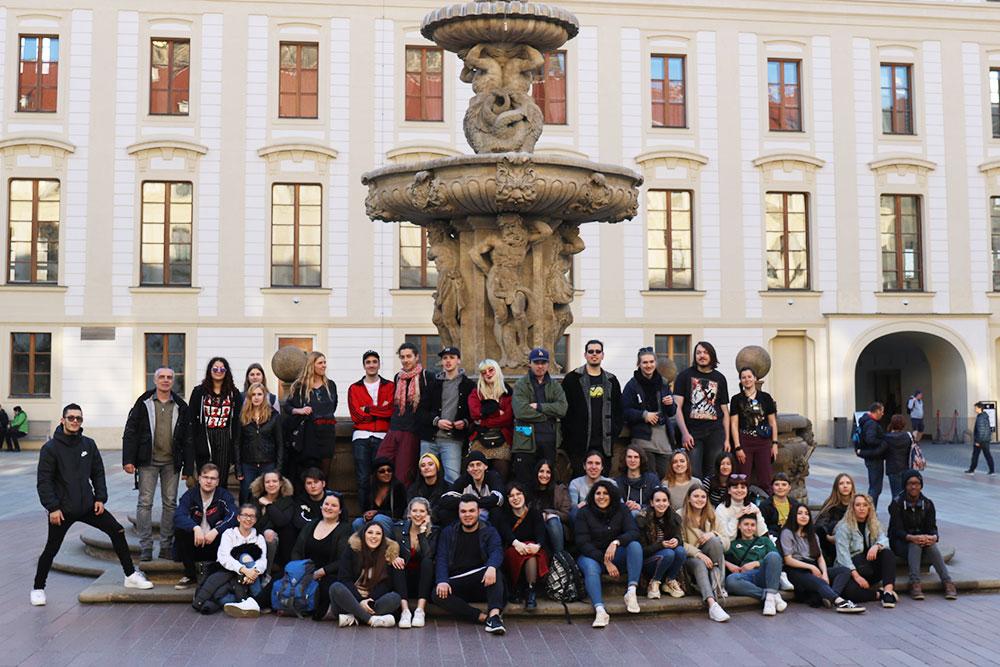 Klassenfahrt nach Prag 2019