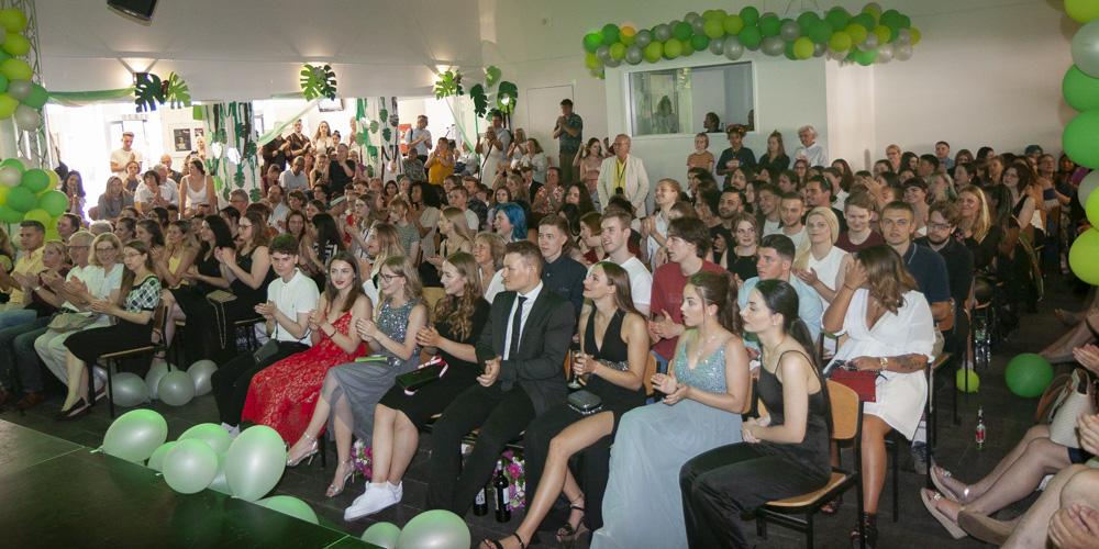 Abschlussfeier der Vollzeitklassen 2019