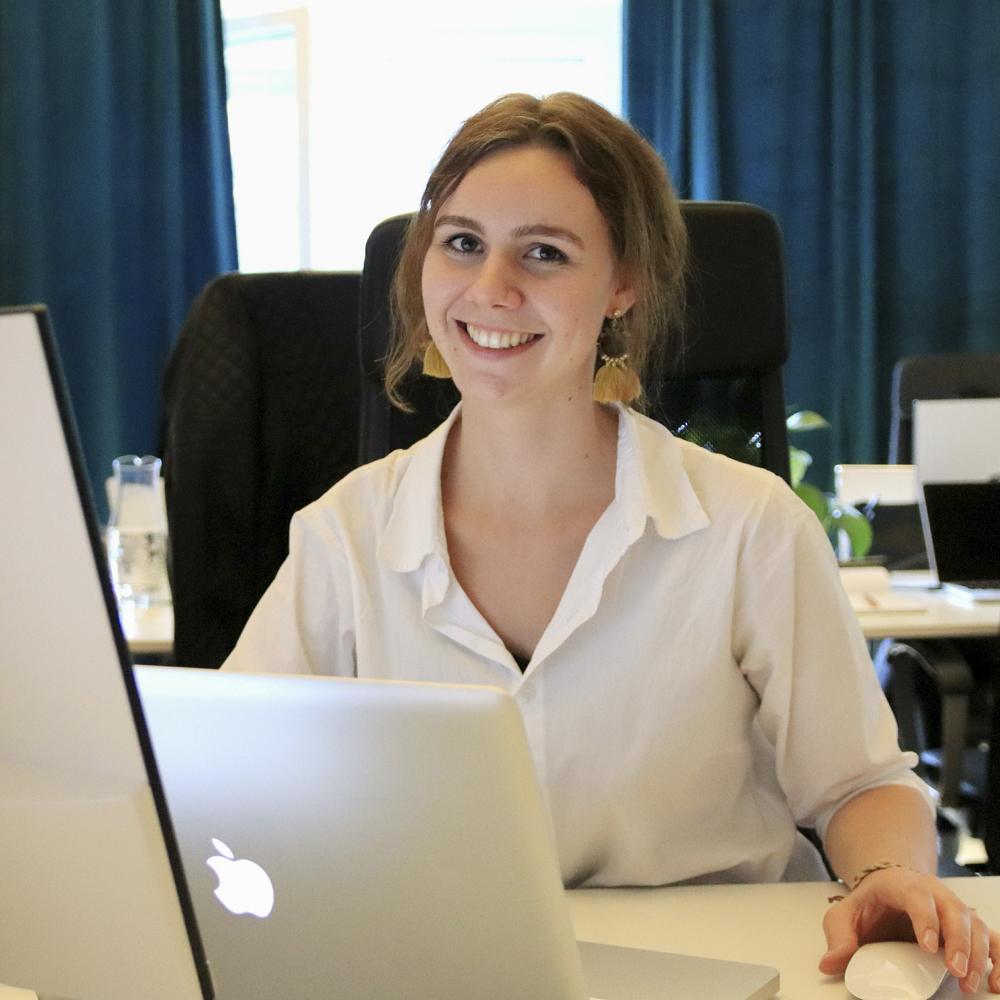 ERASMUS+ MOBILITÄT Pauline Wahle (AS2U1) in Stockholm / Schweden