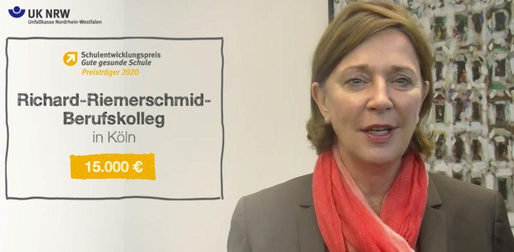 NRW-Schulministerin